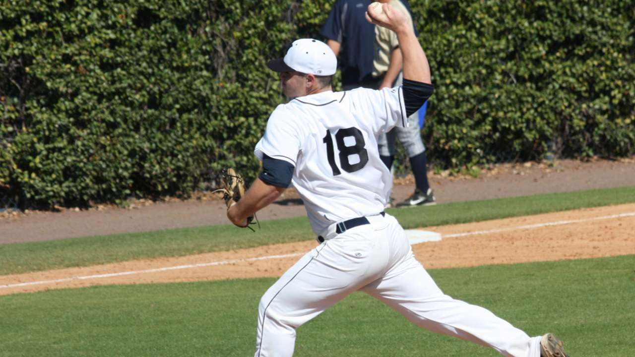 Mets add best of college ranks on Draft Day 2