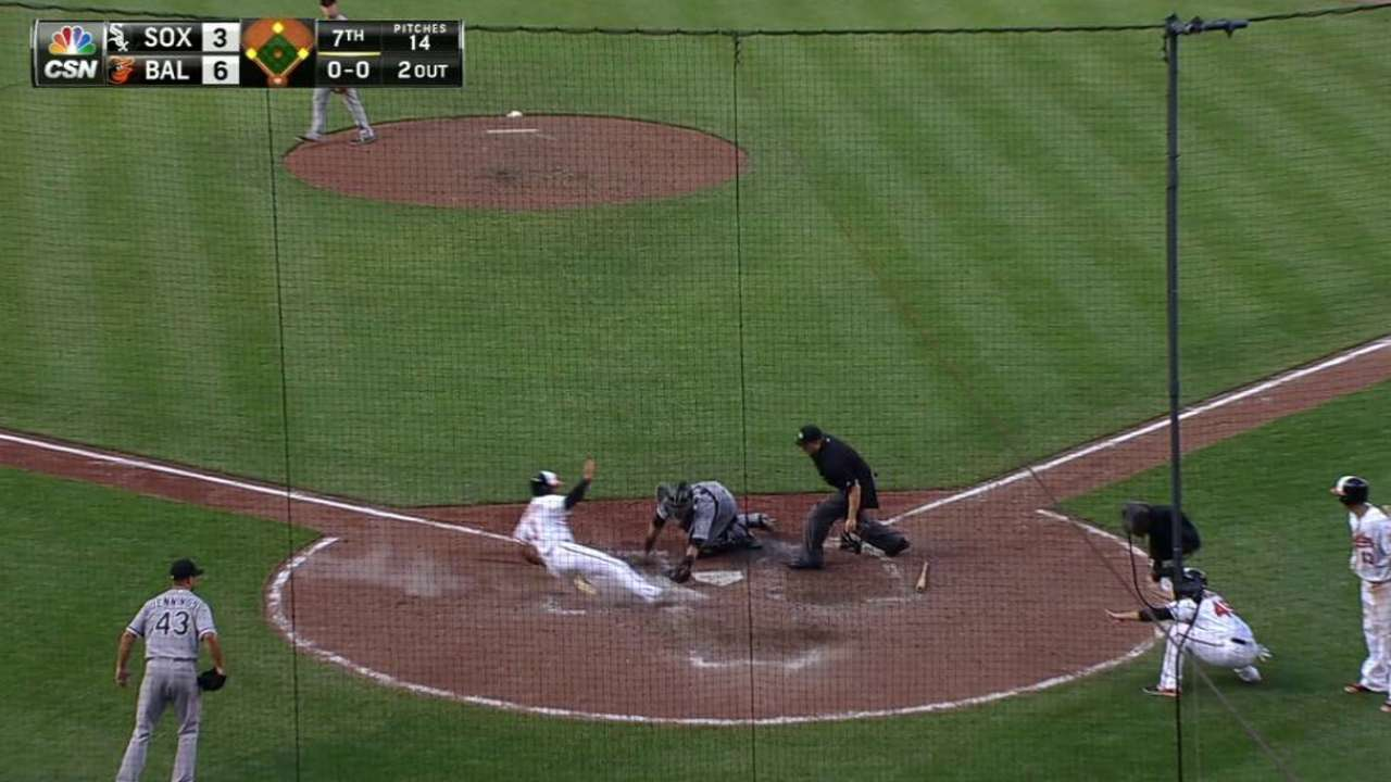 Shuck throws out Flaherty