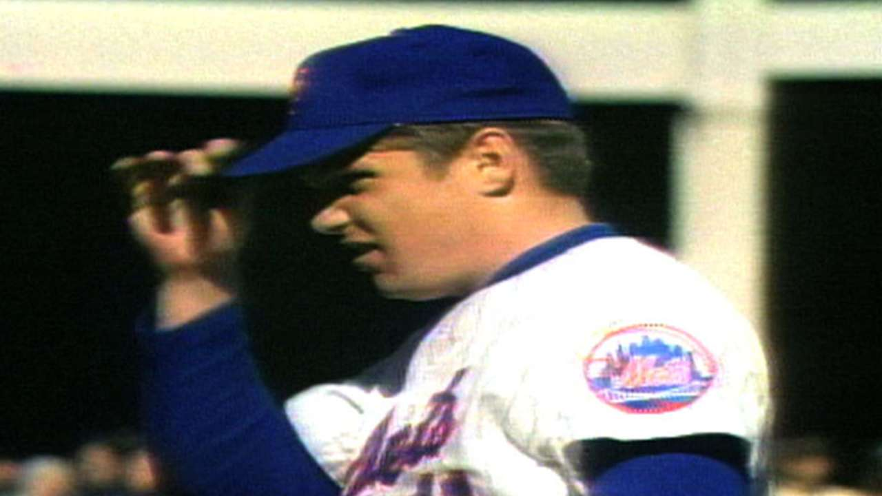 A look back at Tom Seaver