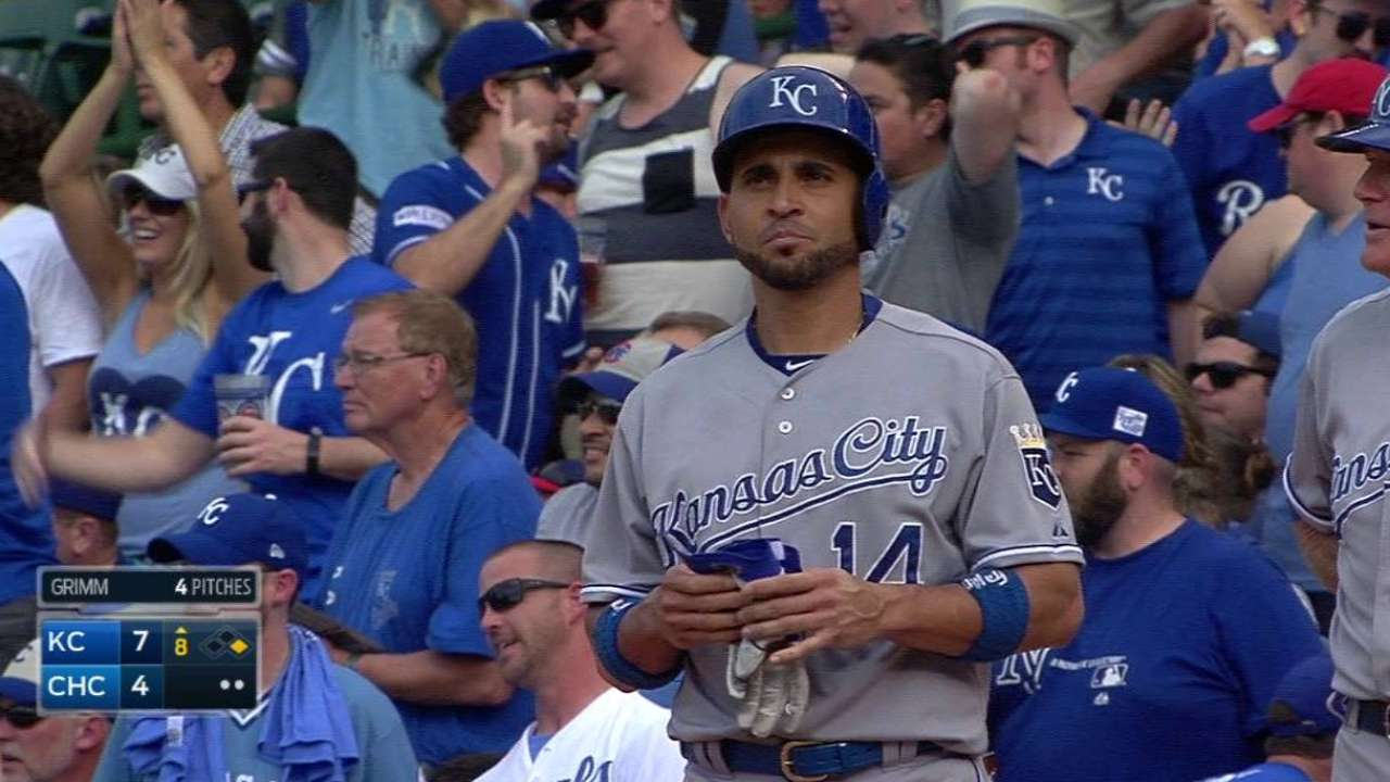 Cain, Hosmer score on error