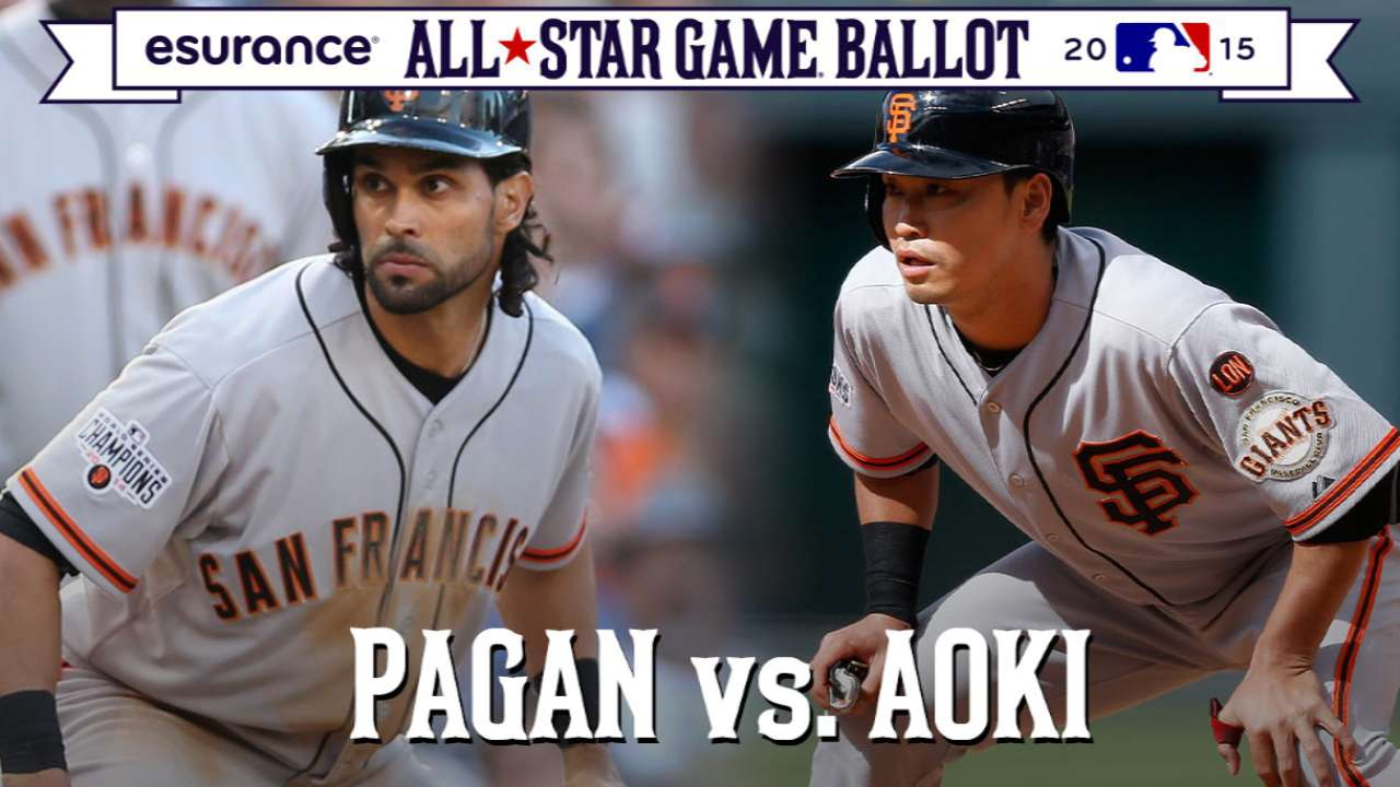 ASG debate: Aoki or Pagan from Giants?