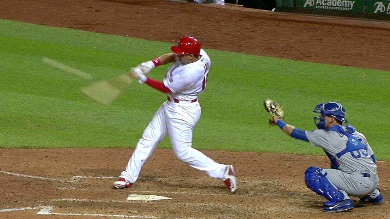 Jay's 13-pitch at-bat