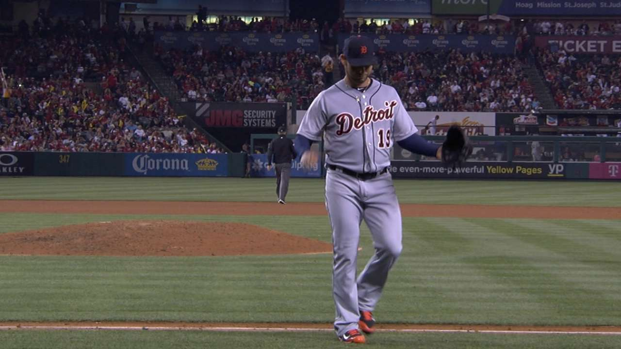Tigers' offense keeps on spinning its wheels