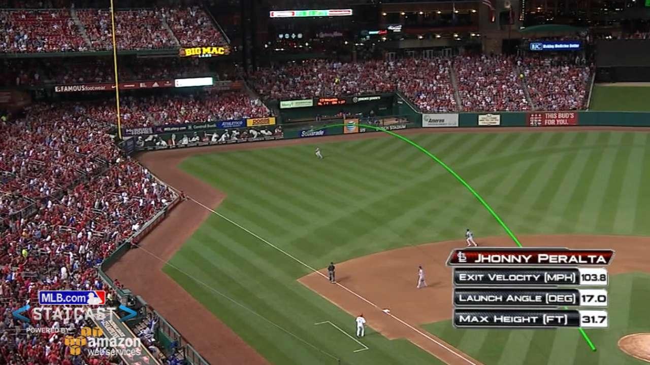 MLB's most productive shortstop? Peralta