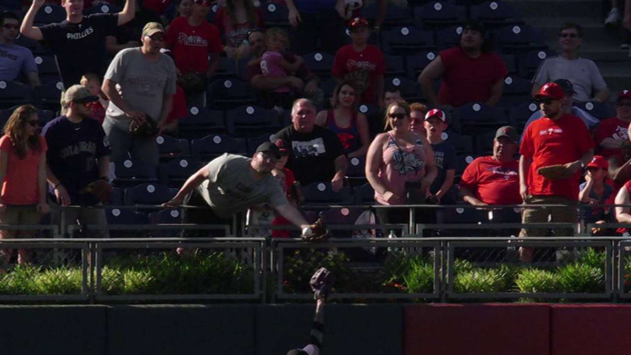 Fan interference ruled in 7th