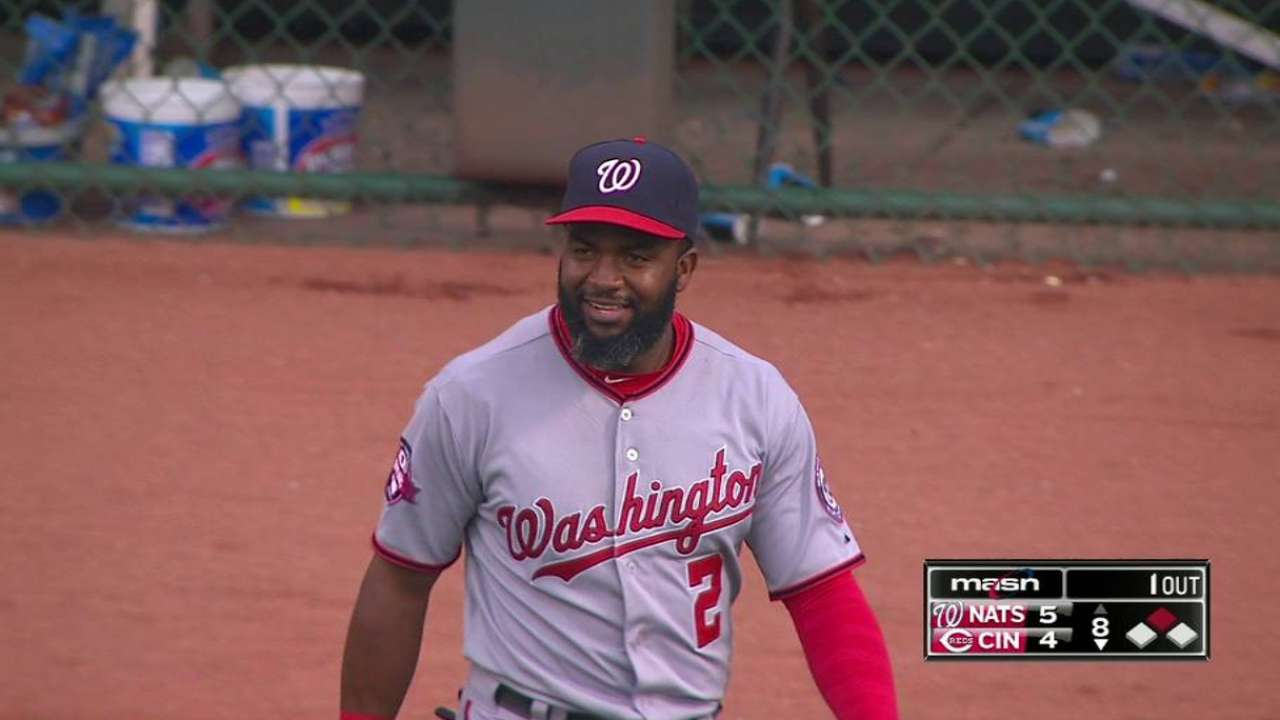 Span robs Frazier of homer