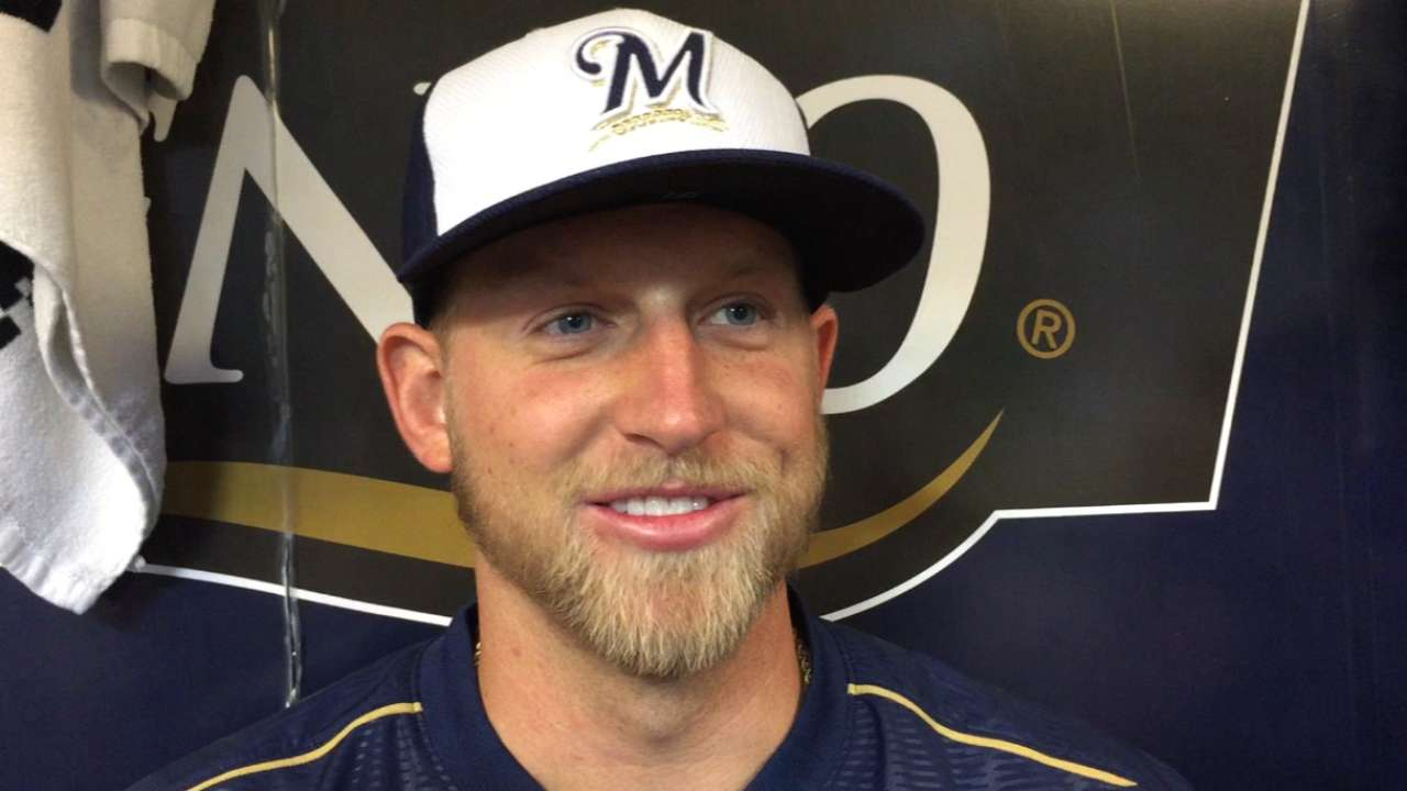 Wagner promoted to Brewers