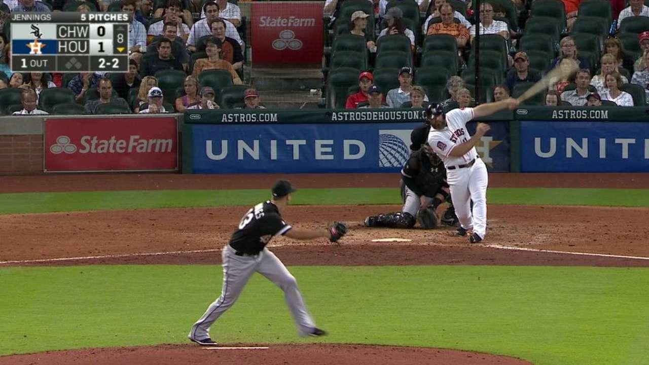 Con joya de Keuchel Astros blanquean a White Sox