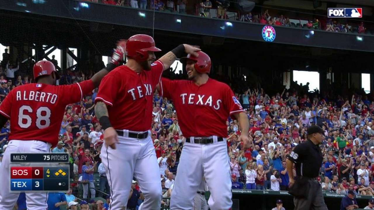 Chirinos' two-run double
