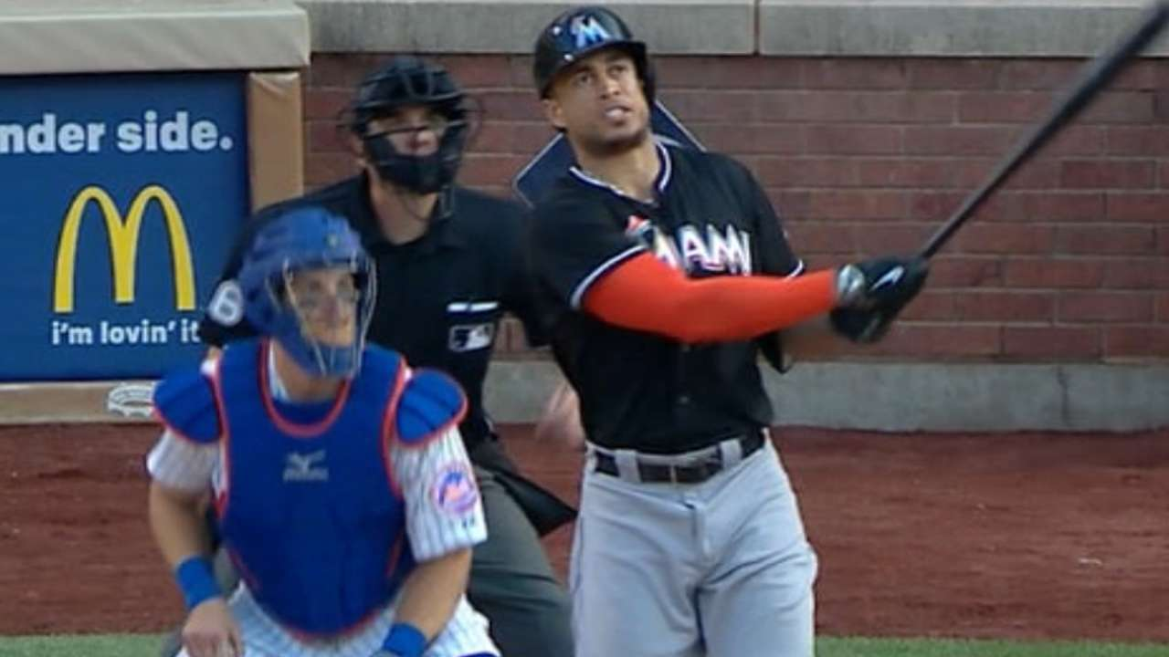 Stanton's power continues to impress