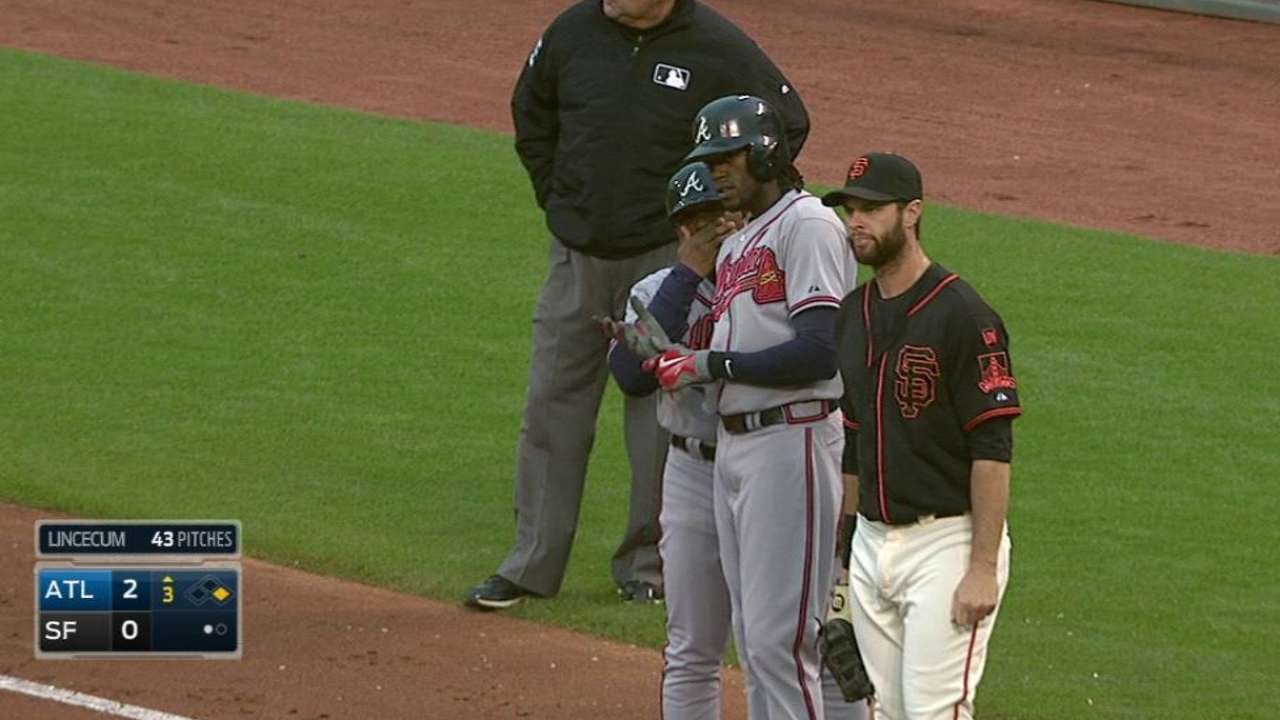 Maybin held out for second straight game
