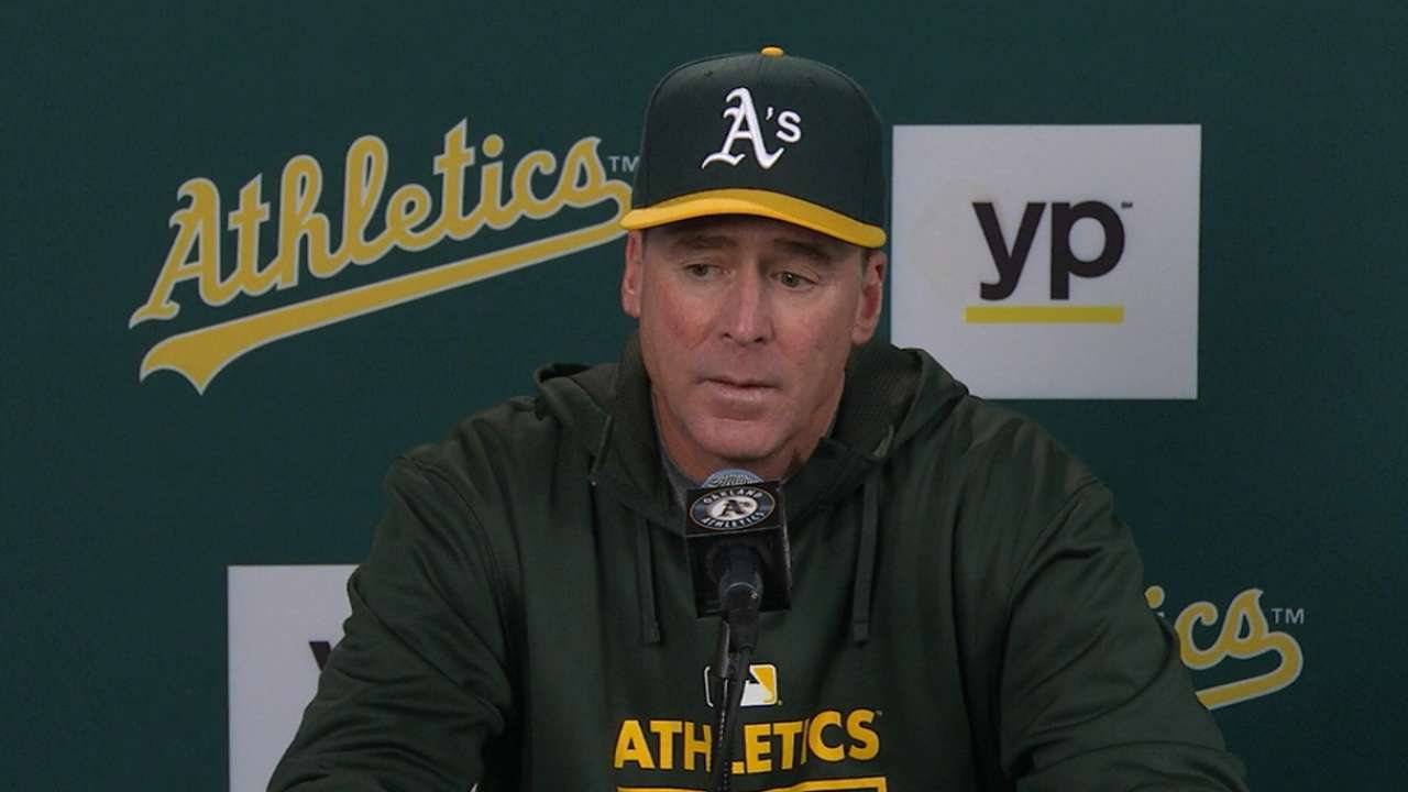 Melvin on loss to Yankees