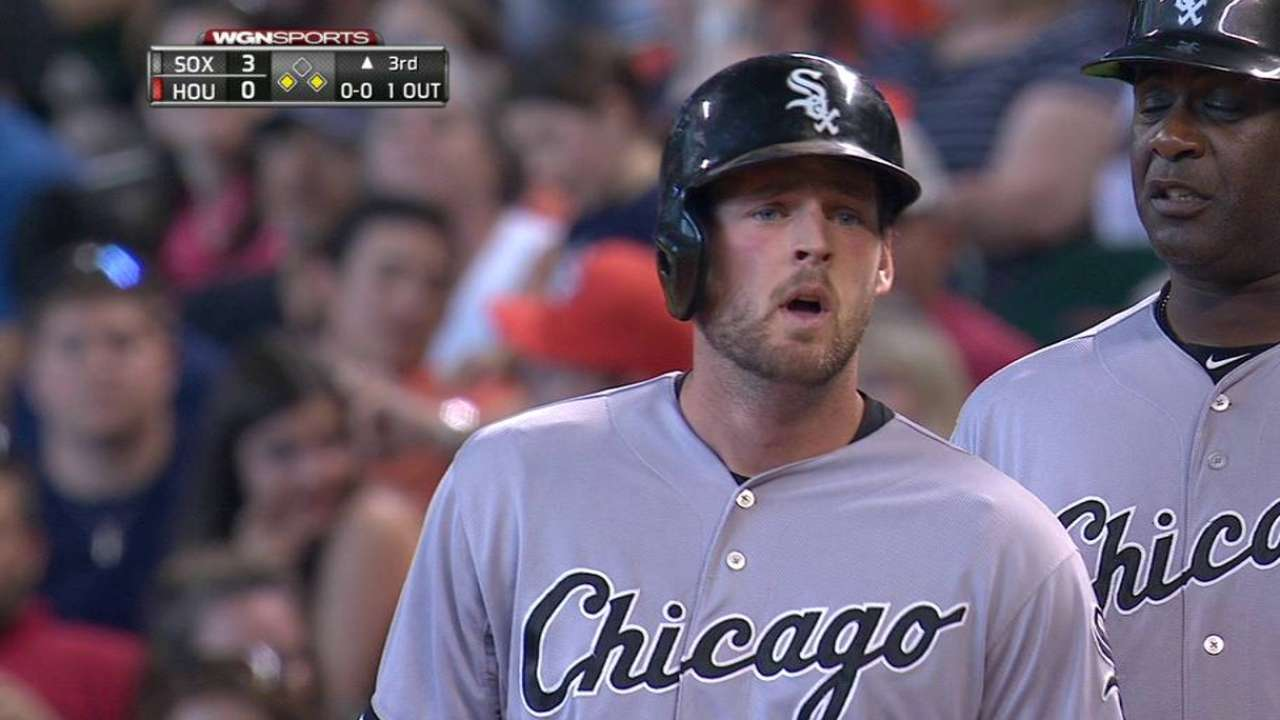 Gillaspie's bases-loaded single
