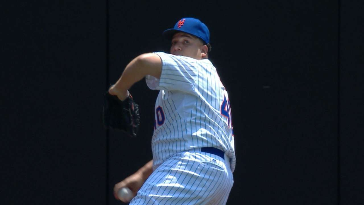 First in NL to 8 wins, Colon does it all vs. Marlins