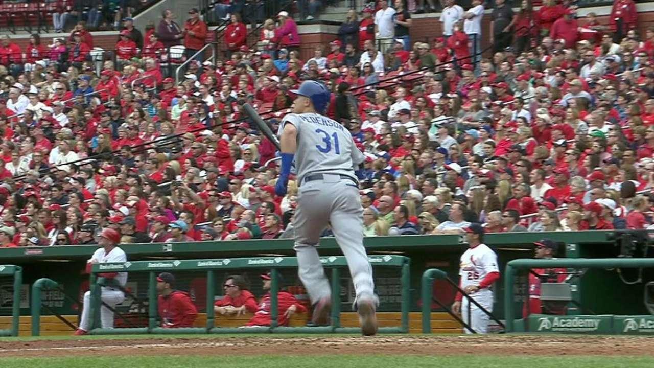 Mattingly remains confident in Dodgers' bats