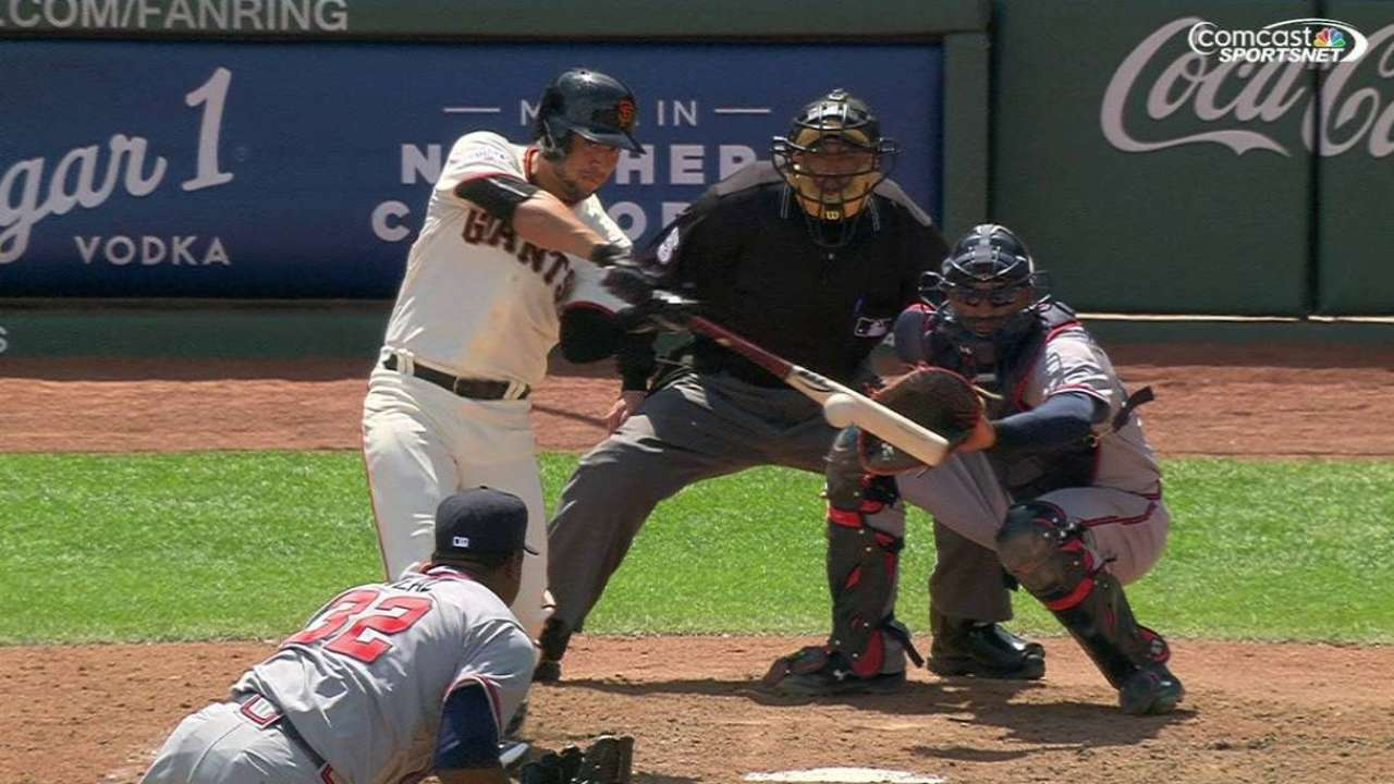 Concussion puts Blanco on disabled list
