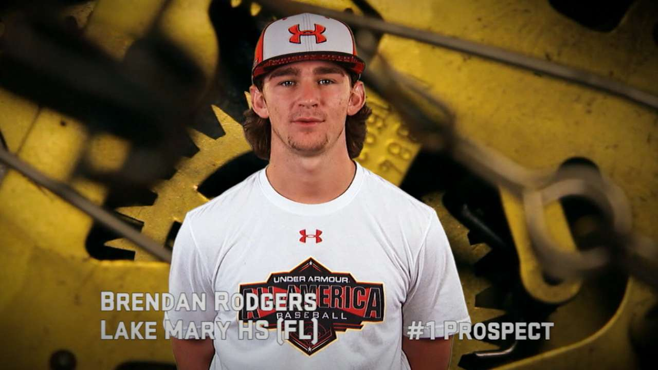 Draft Special: Brendan Rogers