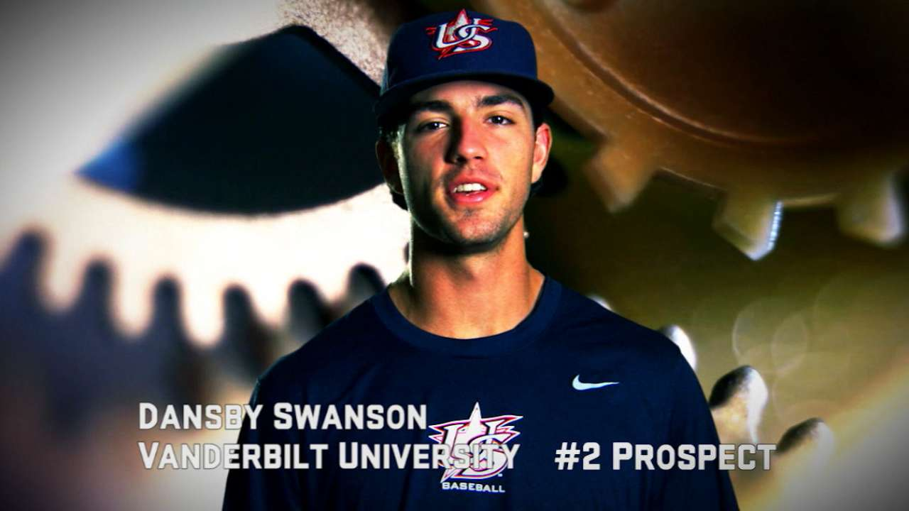 Draft profile: Dansby Swanson