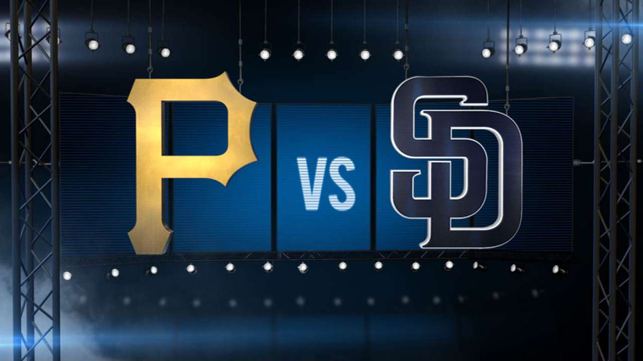 ICYMI: Padres strike early, often to split series