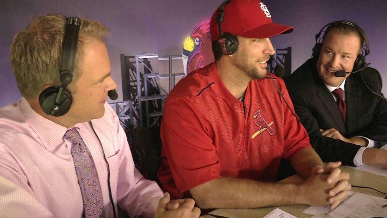 Wainwright on injury
