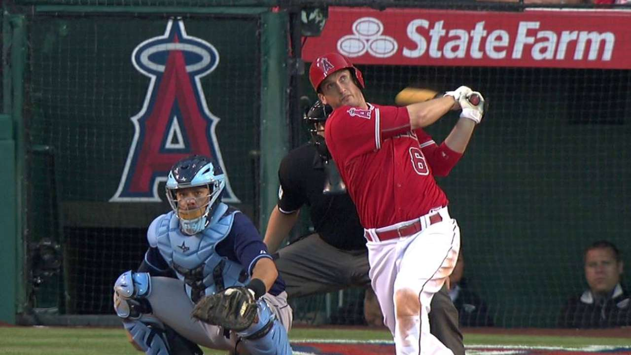 More power to him: Freese feels good at plate