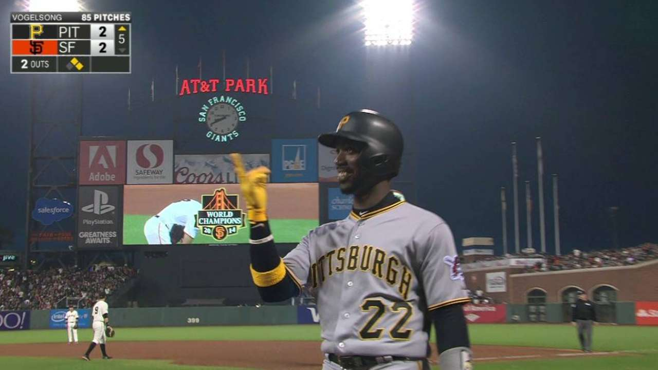McCutchen moving up in All-Star voting