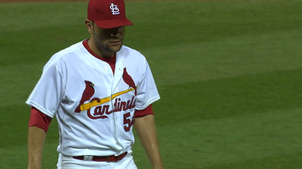 Lack of offense squanders Garcia's good outing