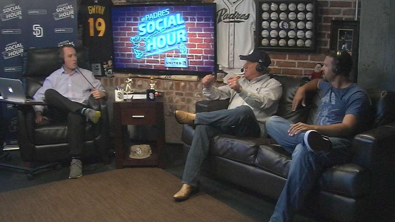 Former All-Star closer Bell talks life after baseball