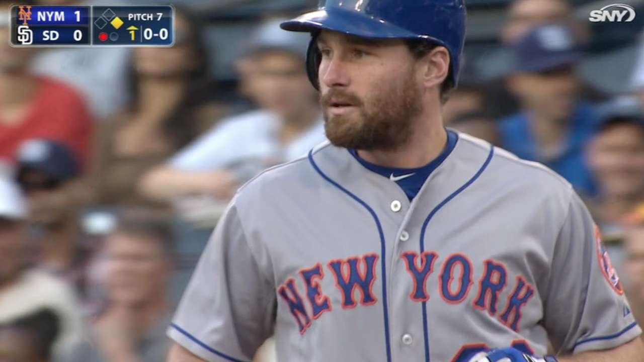 Murphy's four-hit night