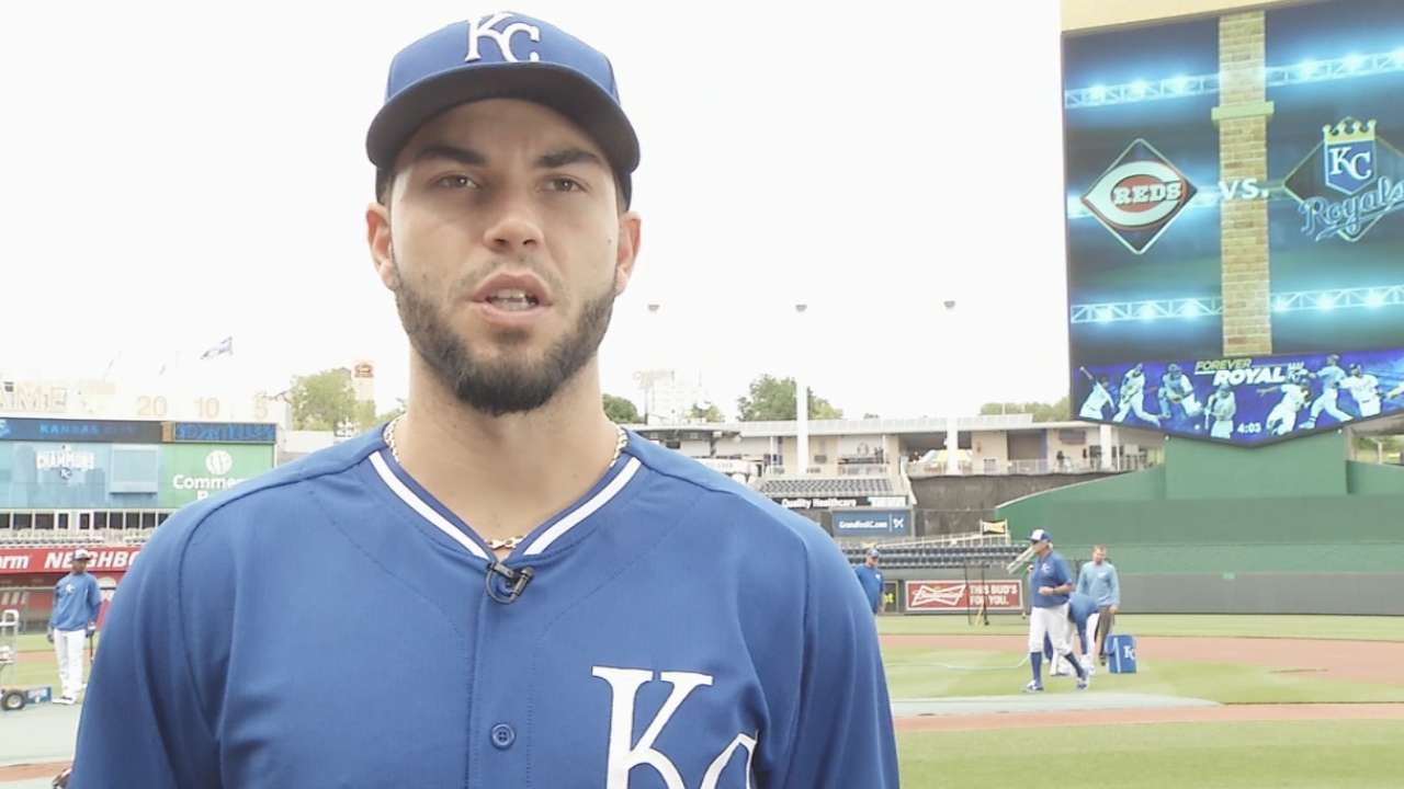 Hosmer on overcoming adversity