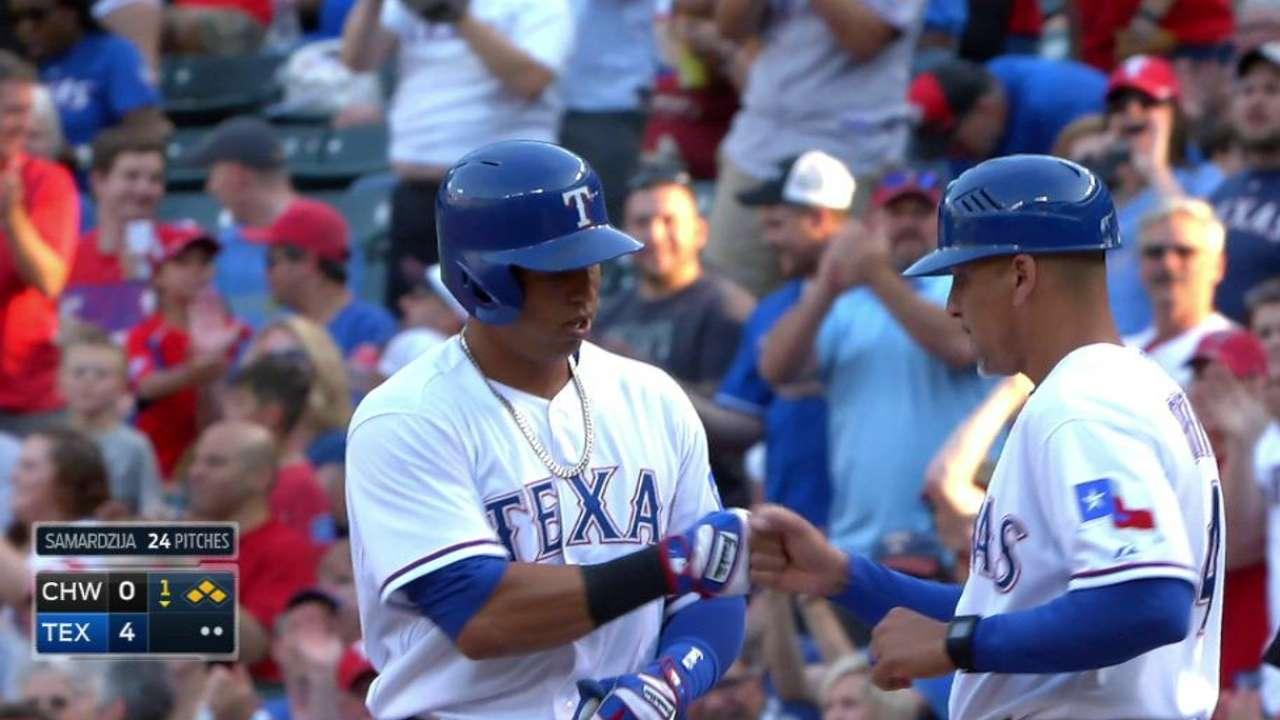 Martin's two-run single