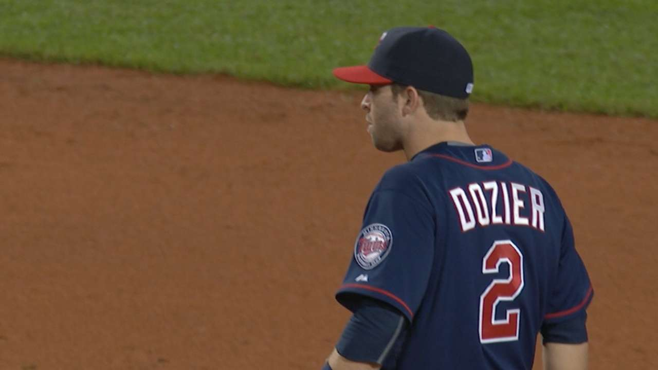 Dozier turns two