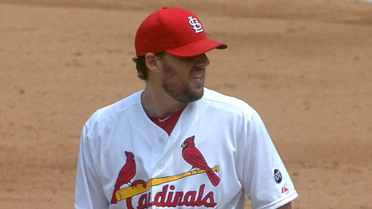 Lackey provides another deep Cards outing