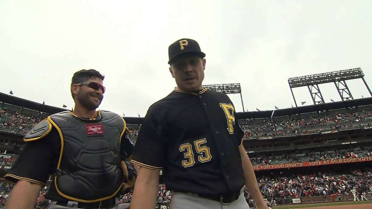 Melancon secures the victory