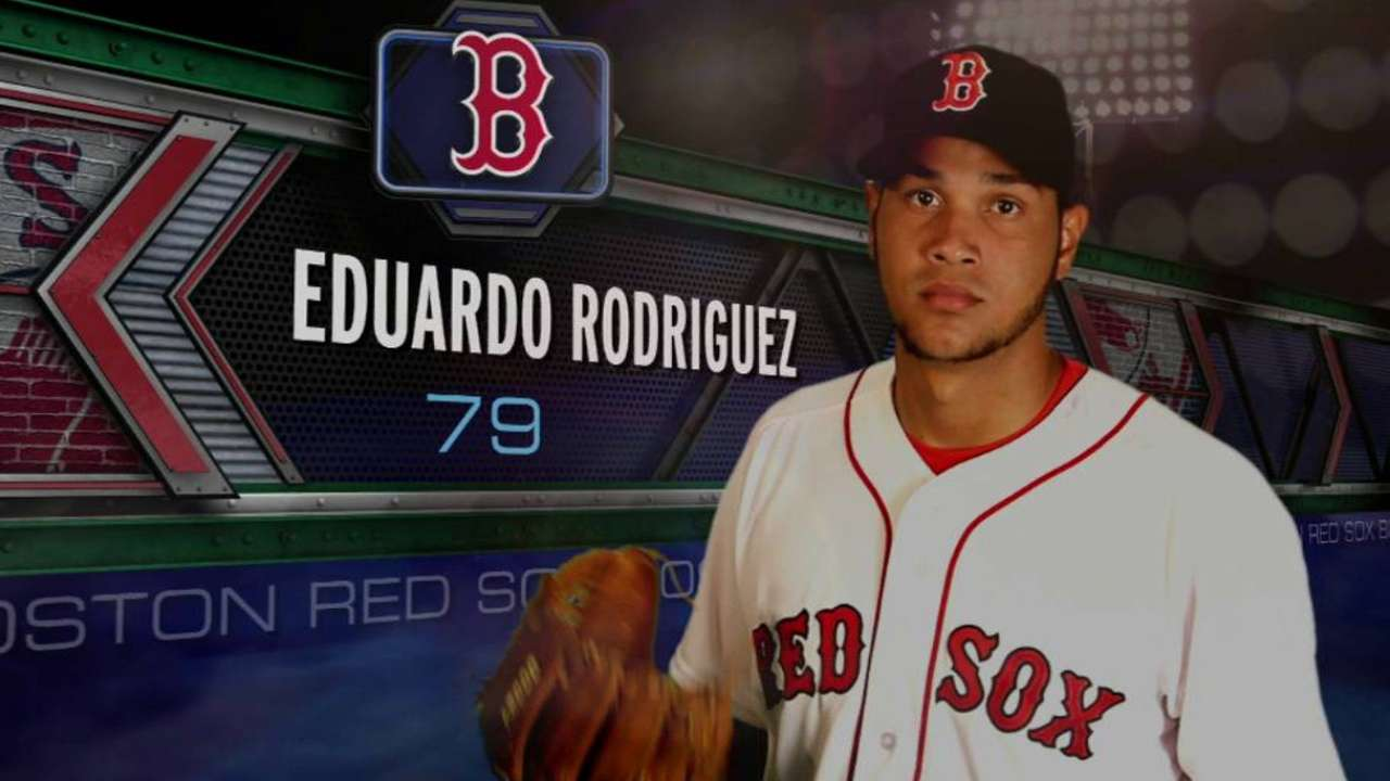 Rodriguez off to historic start for Red Sox