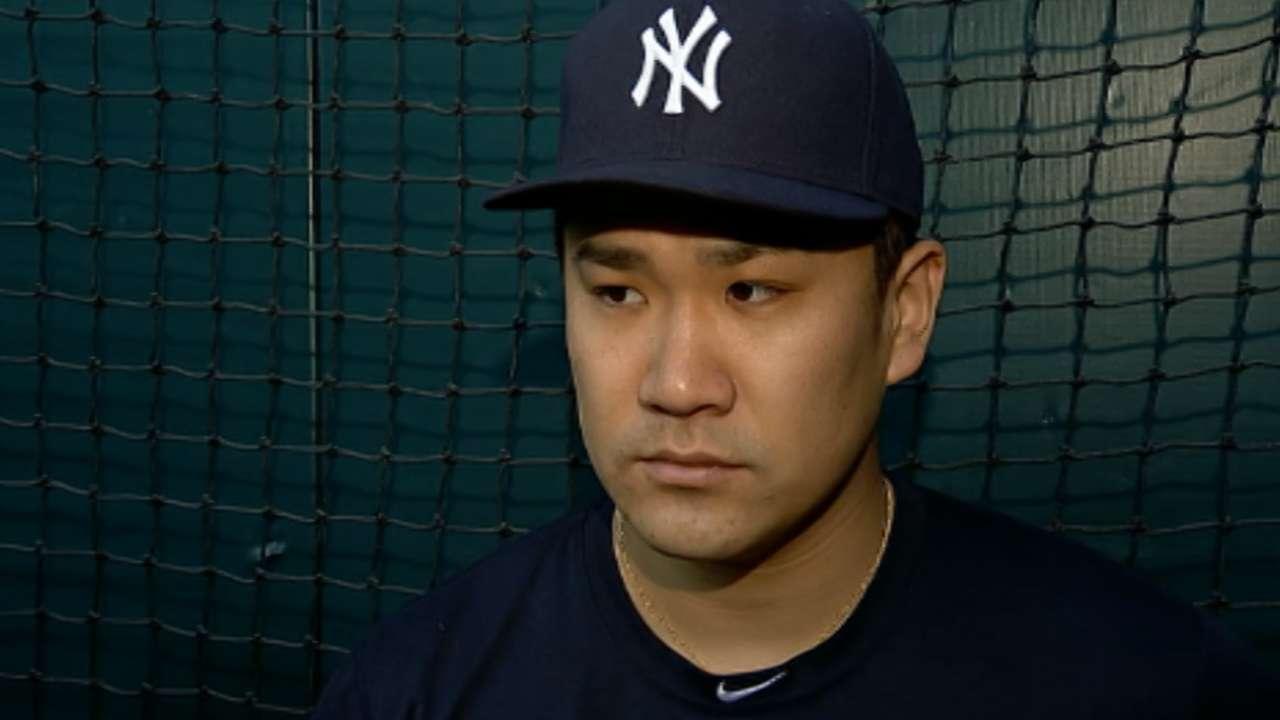 Yankees on beating Mariners