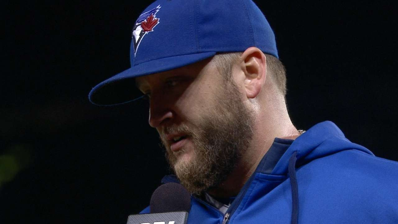 Buehrle turns back the clock with vintage performance