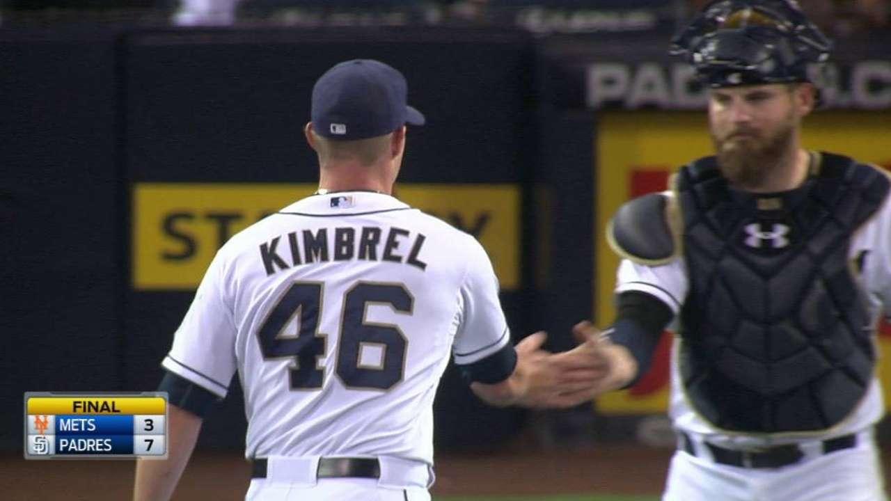 Kimbrel preserves the win