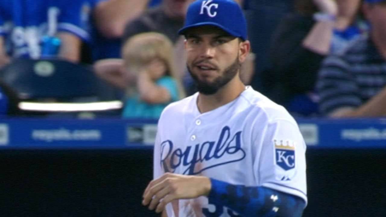 Royals' impressive defense