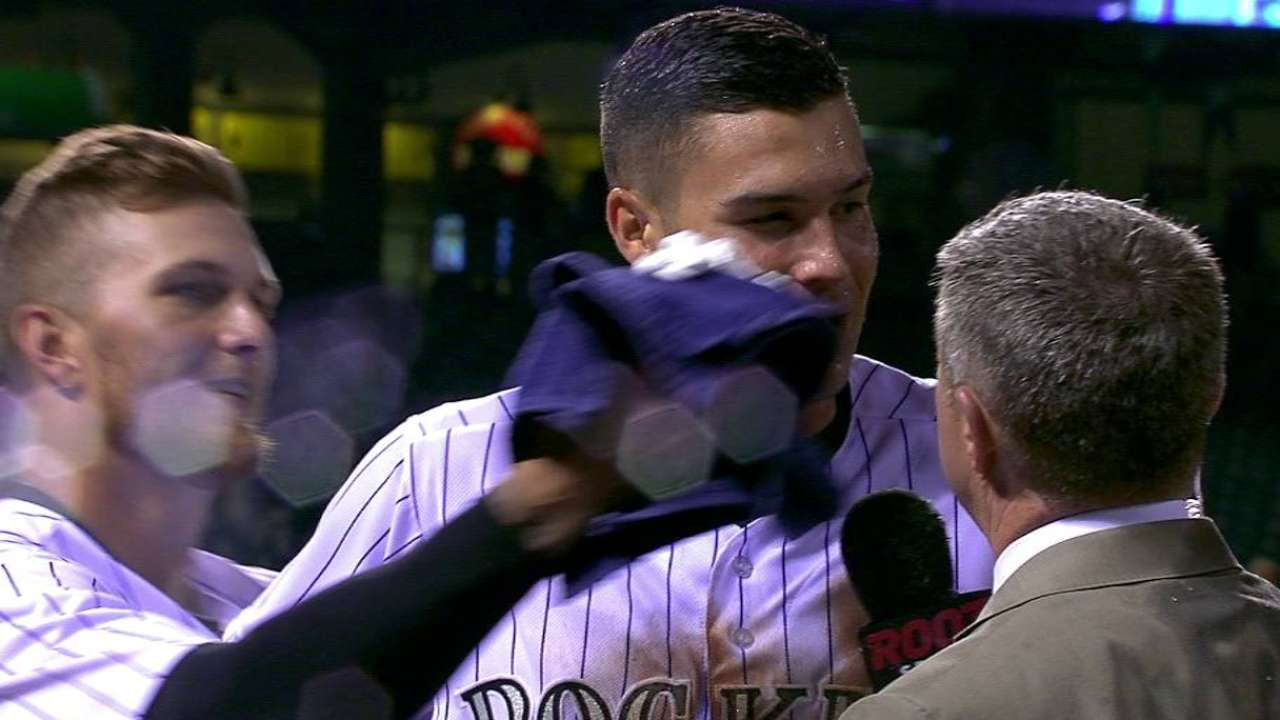 Arenado on walk-off victory