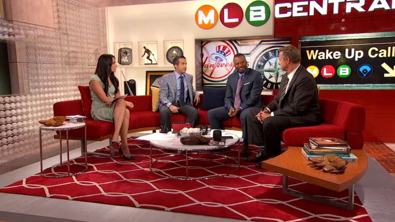 MLB Central on Tanaka's return