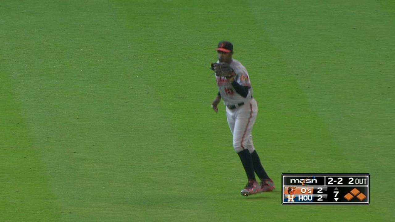 O'Day gets out of trouble