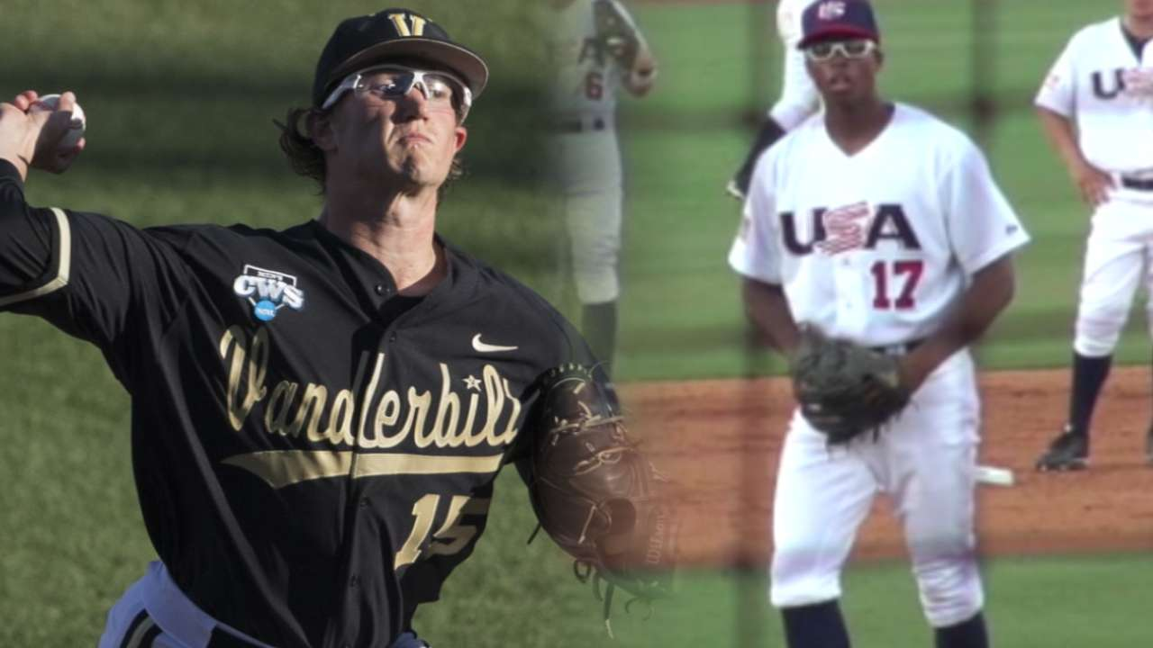 Prospect Fulmer helps Vandy to victory