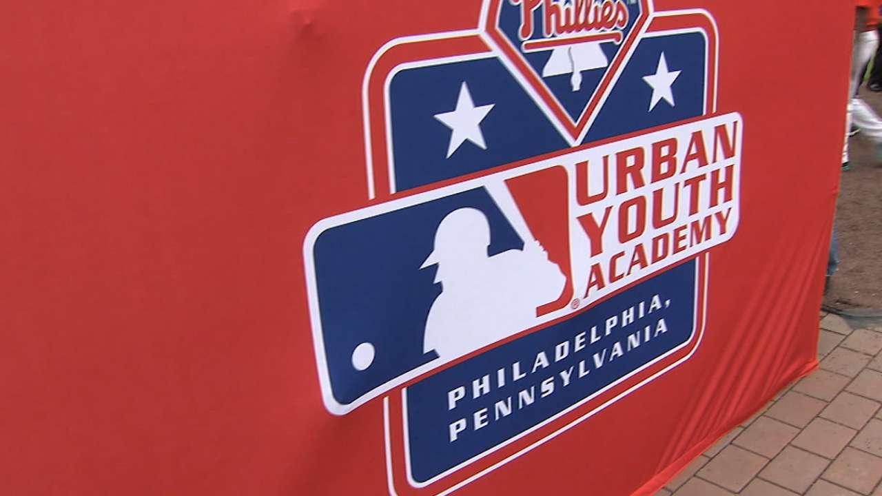 Urban Youth Academy opens in Philadelphia