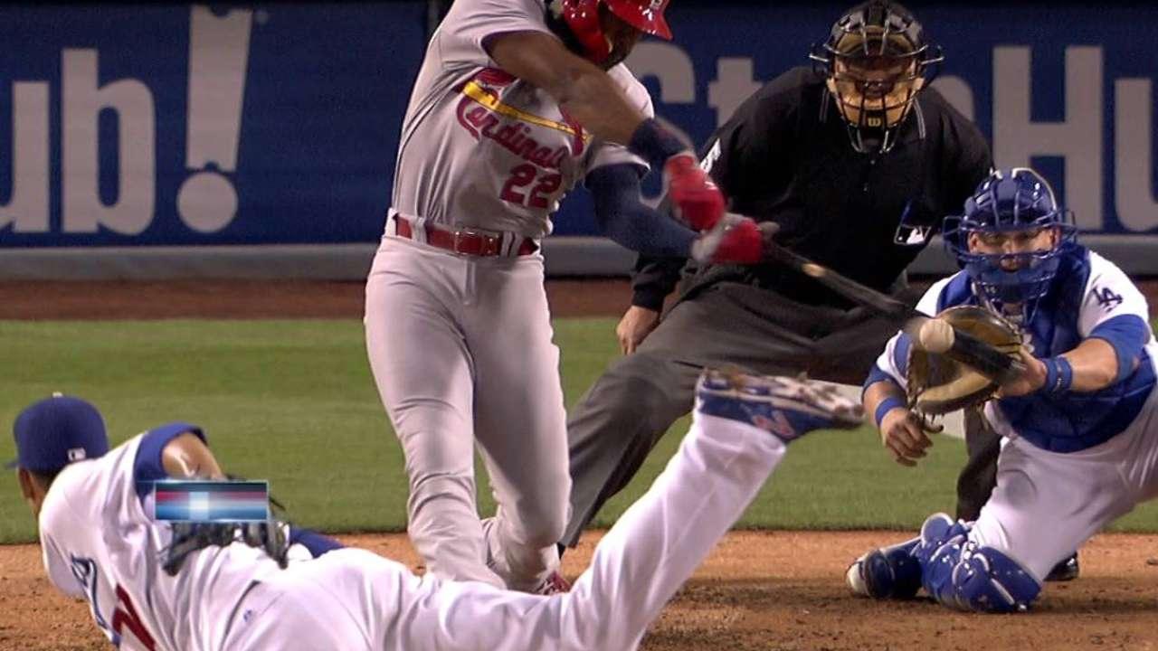 Cardinals' offense gets revenge against Frias