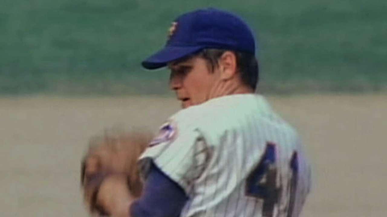 Mets: Tom Seaver, No. 41