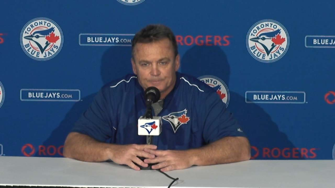 Gibbons on Blue Jays' 6-2 win