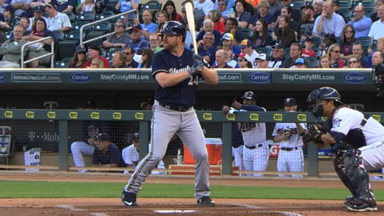 Lind's six-RBI game