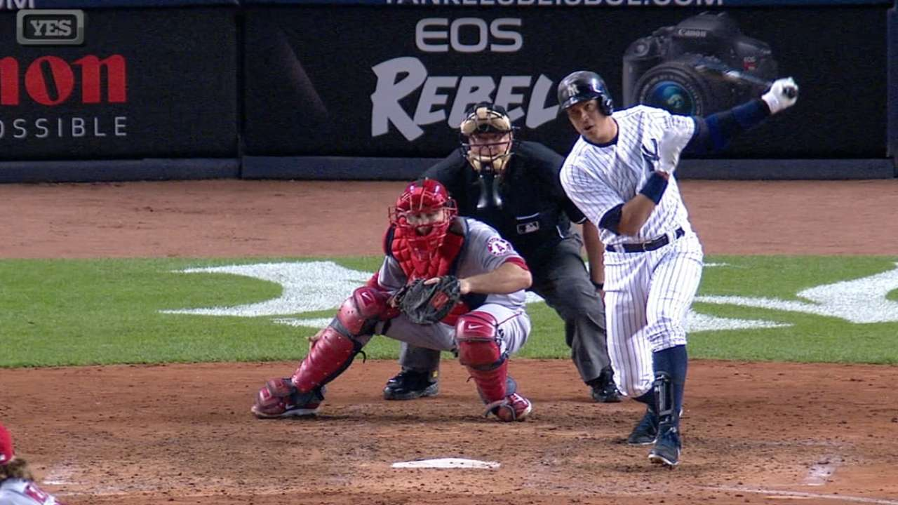 A-Rod makes history in Bronx