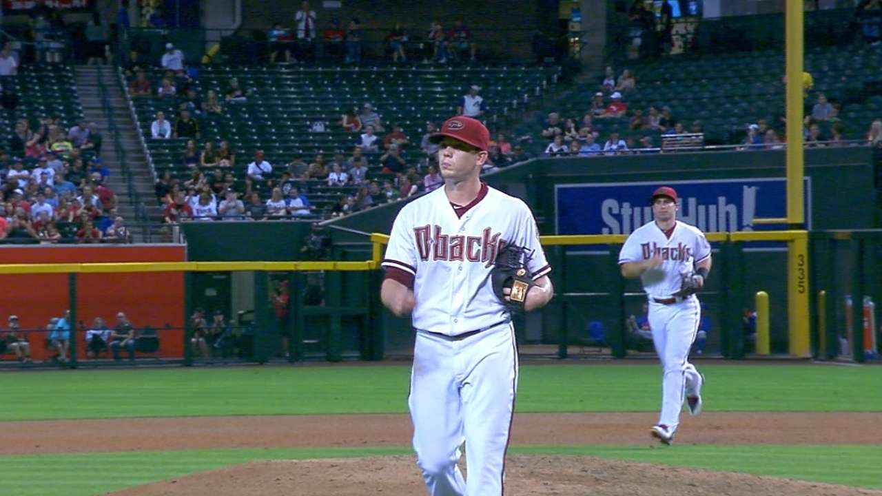 Hellickson strikes out six